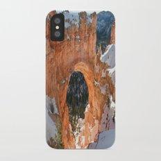 Natural Bridge - Bryce Canyon iPhone X Slim Case