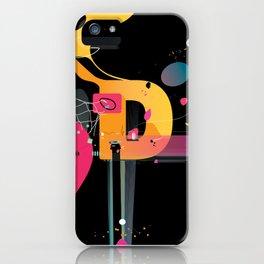 Dada iPhone Case