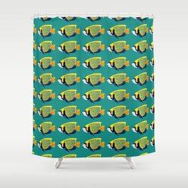 Fishy Fishy Shower Curtain