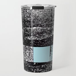 Analytical Geometry. A look at Russian Constructivism Travel Mug