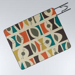 Tromen - Orange Picnic Blanket
