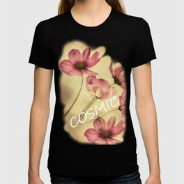 Dreamy Cosmea T-shirt