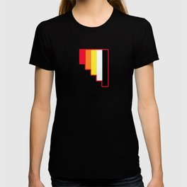 Akoisexuality in Shapes T-shirt