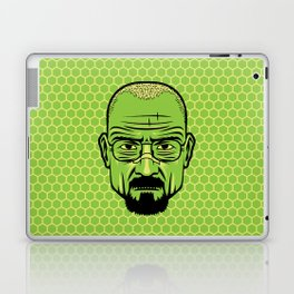 Walter White Portrait. Laptop & iPad Skin