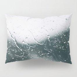 It's Raining. Pillow Sham