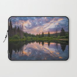Reflections Of Summer Laptop Sleeve