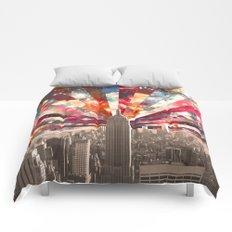 Superstar New York Comforters