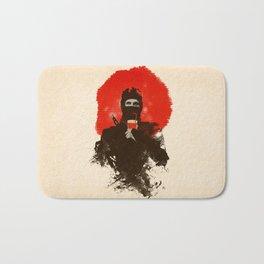 American ninjas like Bloody Mary Bath Mat