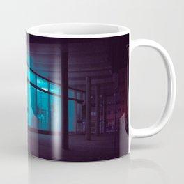 Fish tank / Bladerunner Vibes Coffee Mug