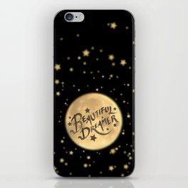 Beautiful Dreamer iPhone Skin