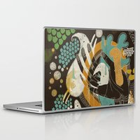 surrealism Laptop & iPad Skins featuring surrealism by Judit Varga