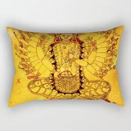 Hindu Kali 23 Rectangular Pillow