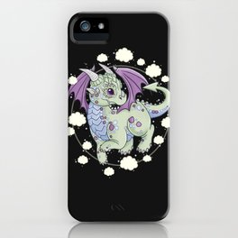 Dragon in the Clouds iPhone Case