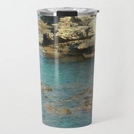 marine collection. Greece. Kefalonia Travel Mug