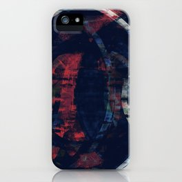 echoes in crepescule iPhone Case