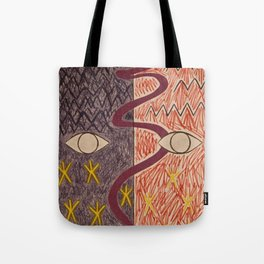 Infinite Space and Infinite Stars Tote Bag
