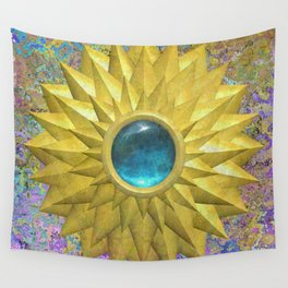 Eye to the Soul Wall Tapestry