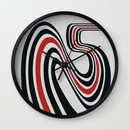 Figure 8 Elliott Smith Wall Clock