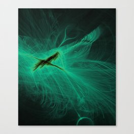Glow Bug Canvas Print