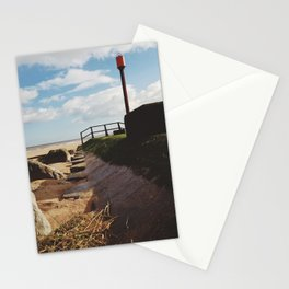 Anderby Beach Beacon III Stationery Cards