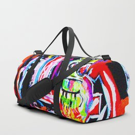 Basquiat's Dustheads Duffle Bag