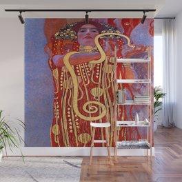 Gustav Klimt Medicine Wall Mural