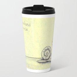 Snail Milk Travel Mug
