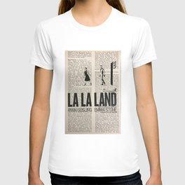 La La Land 1 T-shirt