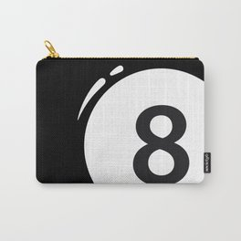 8 ball Carry-All Pouch