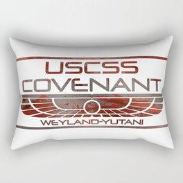 Covenant Oxide Rectangular Pillow