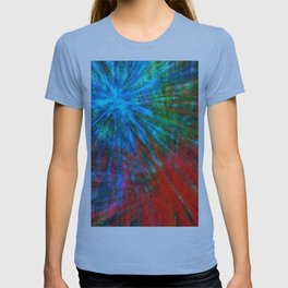 Abstract Big Bangs 001 T-shirt