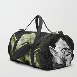 The DalaiYOda Duffle Bag