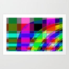 Hidden 7 ... Art Print