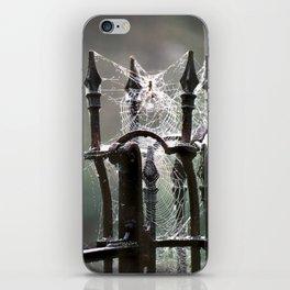 """""""Tangled Webs"""" jjhelene design iPhone Skin"""