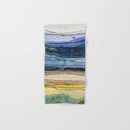 Colours of the Shuswap Hand & Bath Towel