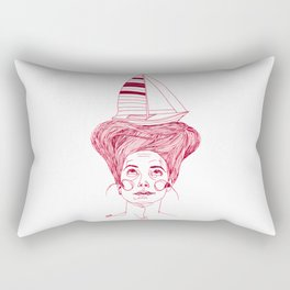 Hairsea Rectangular Pillow