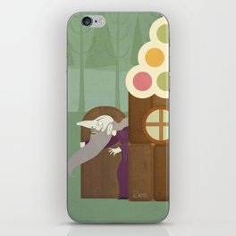 Candy House iPhone Skin