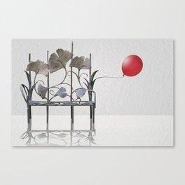 Place of rest Canvas Print