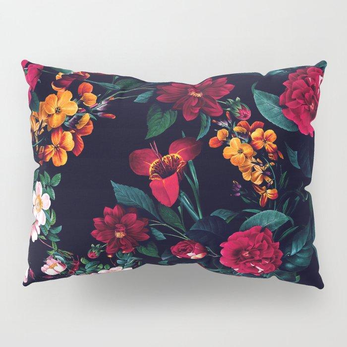 The Midnight Garden Pillow Sham