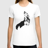 howl T-shirts featuring Howl by .Esz