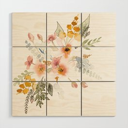 Your Mind Is Garden Wood Wall Art
