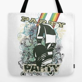 Party Party Tote Bag