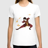 airbender T-shirts featuring Zuko by JHTY