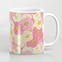 Graphic - Lady Peonies Coffee Mug