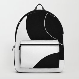 cutlery with plate Backpack