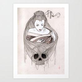 G♥ Art Print