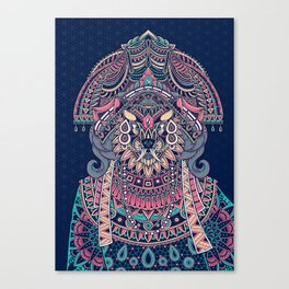 Queen of Solitude Canvas Print
