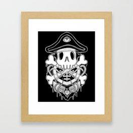 The Last Voyage Framed Art Print