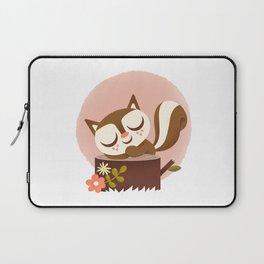Sleeping Squrrel - Cute Animals Laptop Sleeve
