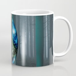 Earth Resting Coffee Mug
